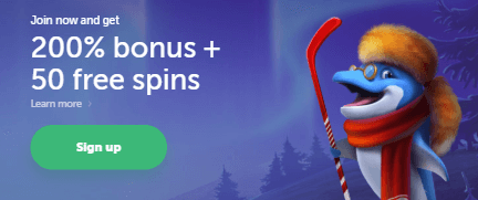 ★ 200% Welcome Bonus up to C$200 + 50 Free Spins on Book of Dead at True Flip Casino