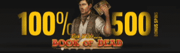 ★ 100% up to C$200 + 500 Free Spins on Book of Dead Welcome Bonus at VIPs Casino