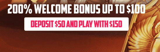 ★ 200% up to C$100 on First Deposit at EnergyCasino