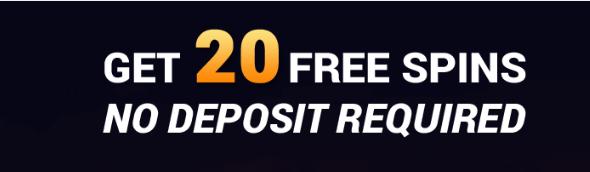 ★ 20 Free Spins upon Registration at Emu Casino