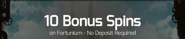 ★ 10 Free Spins with no Deposit on Fortunium at Hello Casino