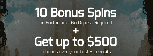 ★ 10 Free Spins on Sign-up + C$500 Welcome Package + 50 Free Spins at Hello Casino