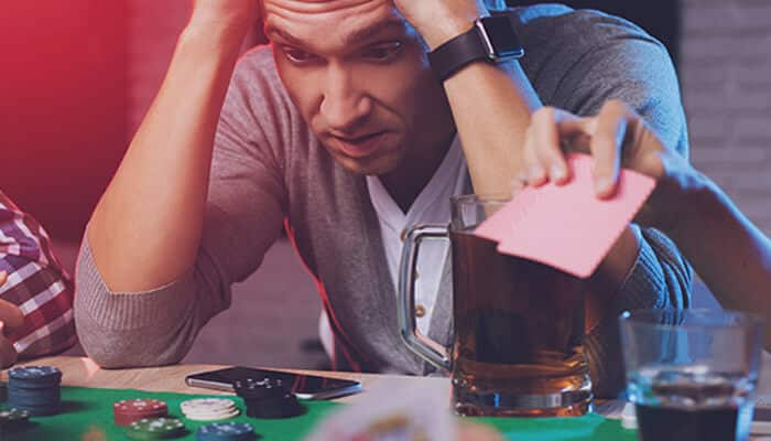 The psychological factors that make people keep on gambling