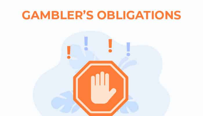 Gambler's obligations