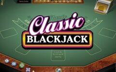 Classic Blackjack no download