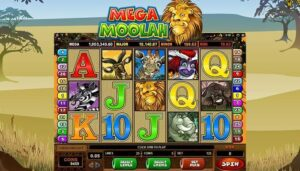 Quick step-by-step guide on how to play Mega Moolah