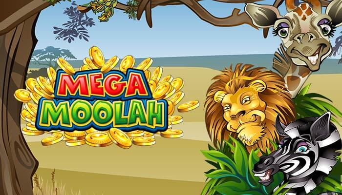 The best offer that includes Mega Moolah free spins