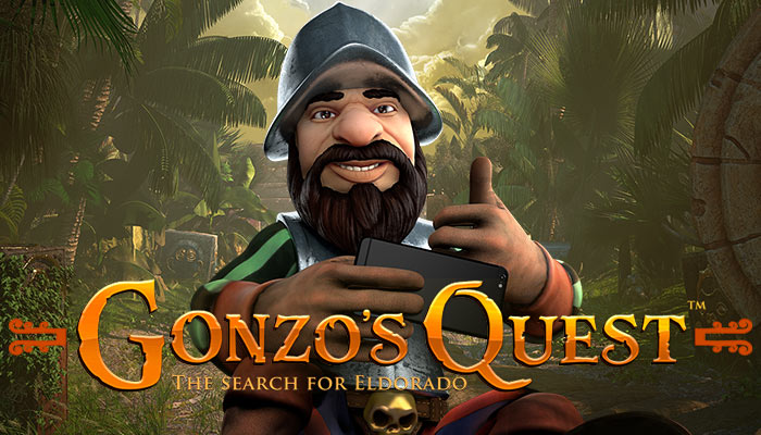 Top 12 Free Casino Games -  gonzo's quest