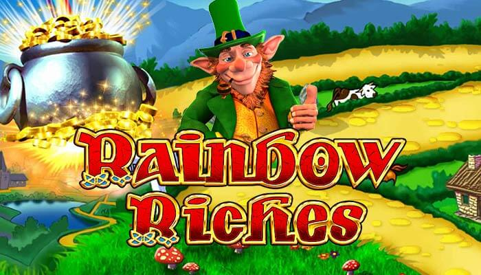 Top 12 Free Casino Games -  rainbow riches