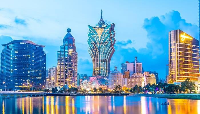 Top 5 Gambling Destinations - Macau