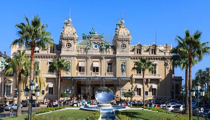 Top 5 Gambling Destinations - Monte Carlo