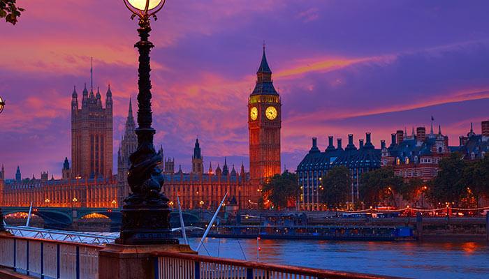 Top 5 Gambling Destinations - London