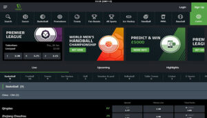 Fansbet Sports betting preview