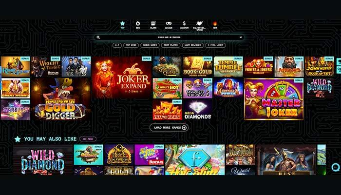 77Spins Top Games preview