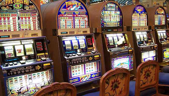 The inner workings of slot machines