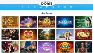 Casino Dome All Games Preview