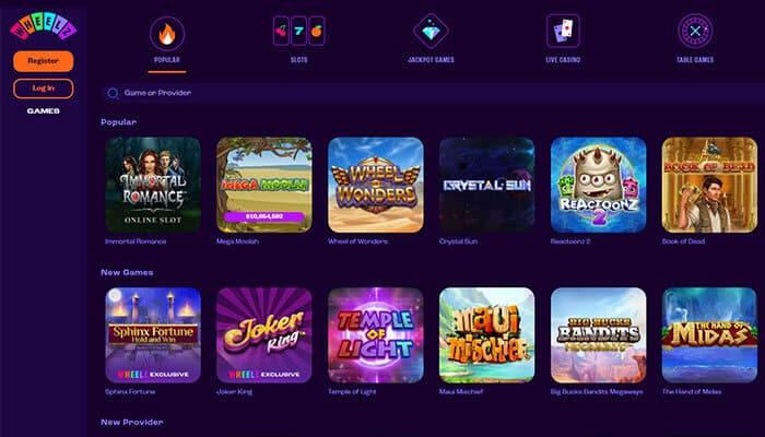 Wheelz  Popular Games Preview