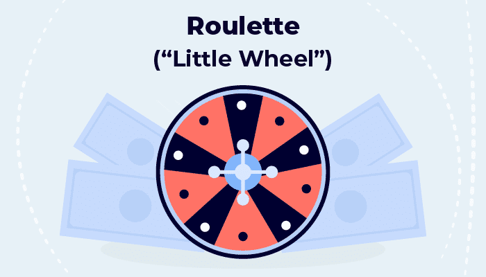 """Roulette (""""Little Wheel"""")"""