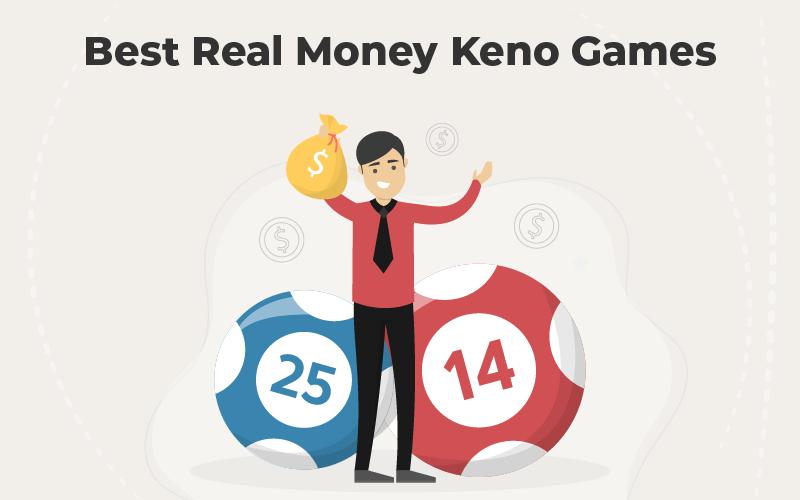 Best Real Money Keno Games