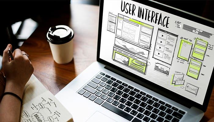 Web Design and Development online casinos