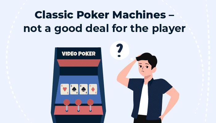 Classic Poker Machines