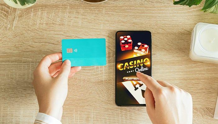 Depositing on gaming platform with bank transfer