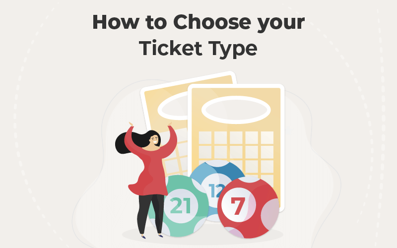 How to Choose your Ticket Type