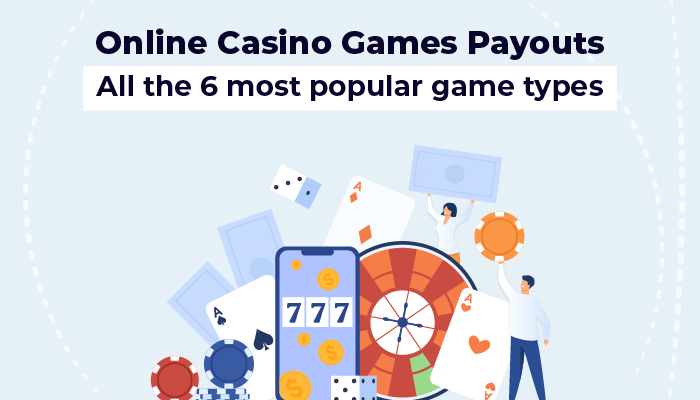 Online casino games payouts
