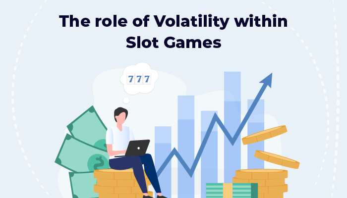 The role of volatility within slot games