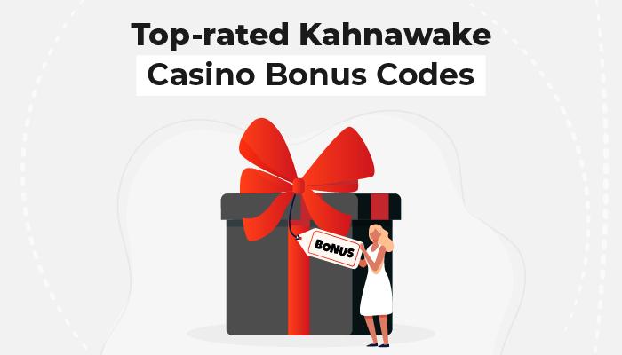 Top-rated Kahnawake casino bonus codes