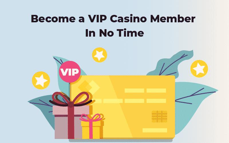 VIP Casino Member