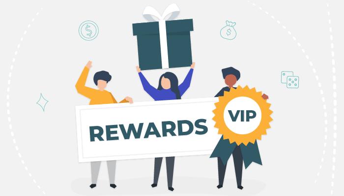 VIP casino rewards in Canada