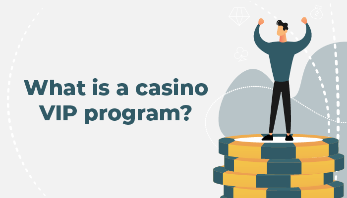 What is a casino VIP program