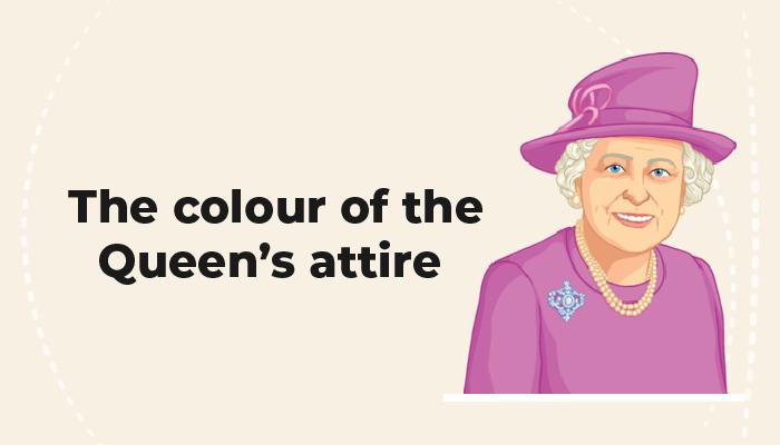 Queen's attire fashion icon