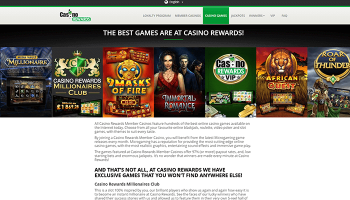 Aztec Riches Casino Casino Games Preview