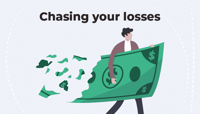 Chasing your losses