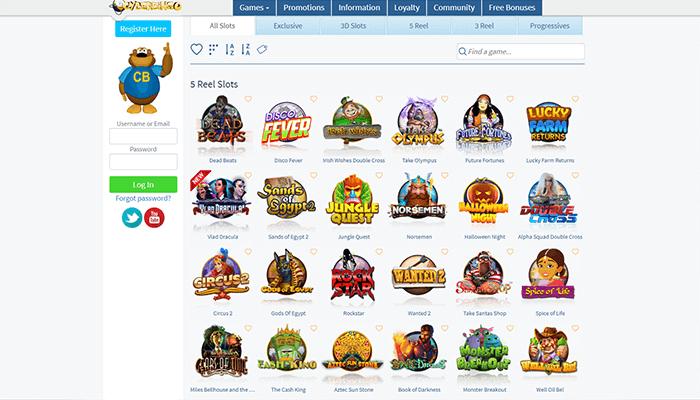 CyberBingo Slots Preview