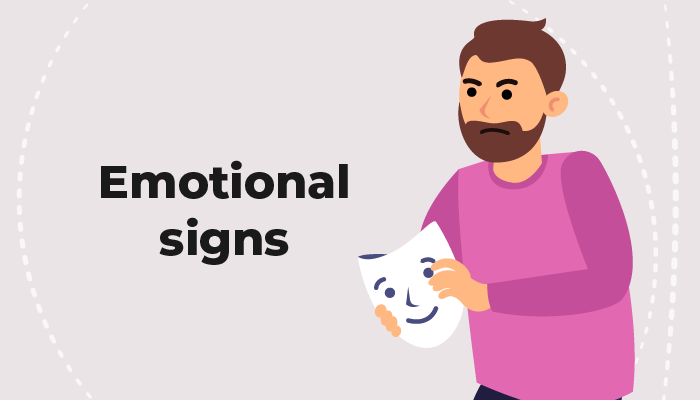 Emotional signs