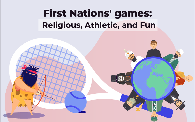 First nations'games