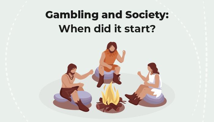 Gambling and Society start
