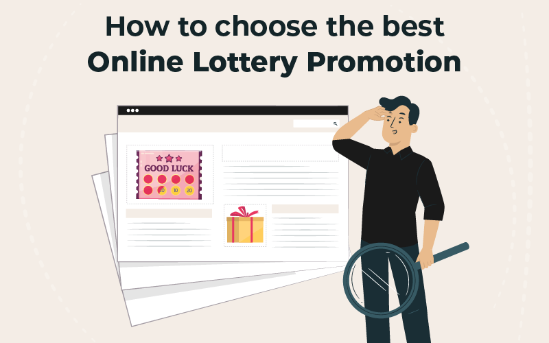 How to choose the best online lottery promotion