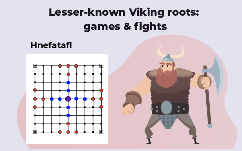Lesser-known Viking roots