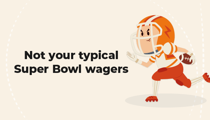 Super Bowl wagers