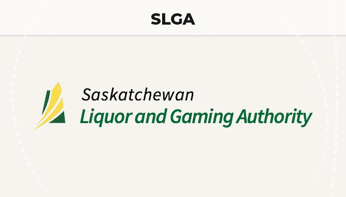 SLGA Saskatchenwan Liquor and Gaming Authority
