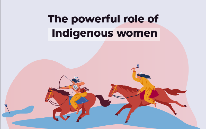 The powerful role of Indigenous women