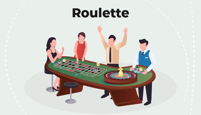Roulette The Little Wheel