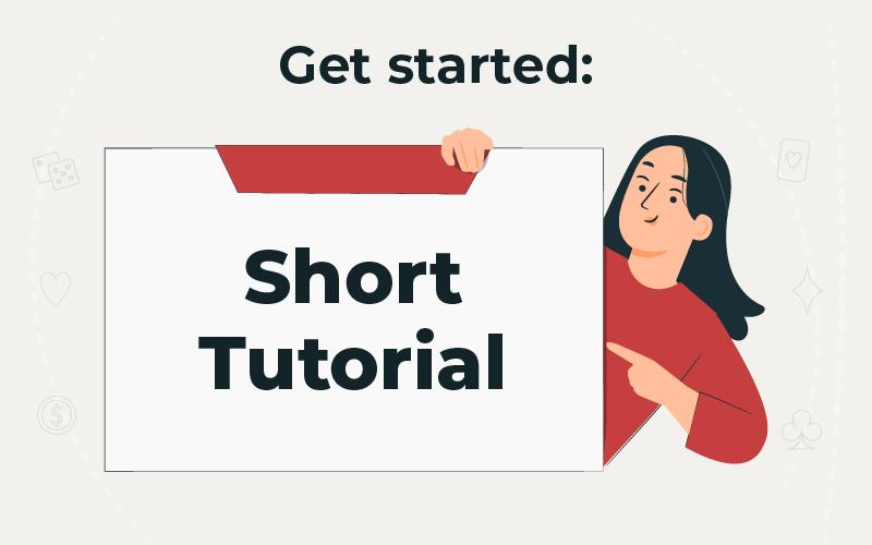 craps - Short Tutorial