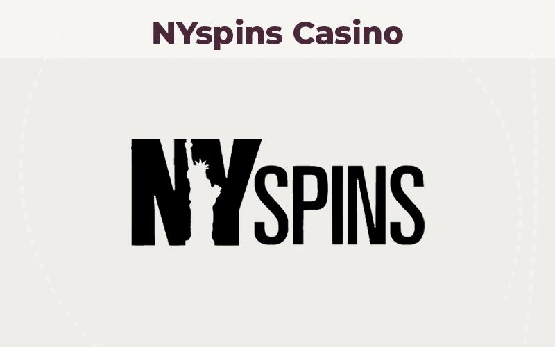 logo NYspins Casino