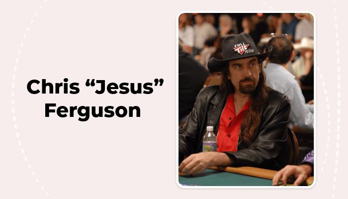 "Chris ""Jesus"" Ferguson"