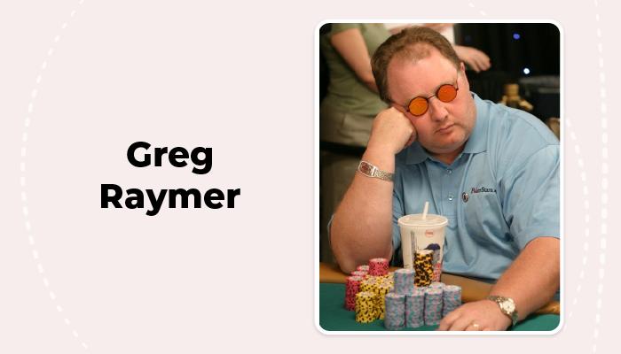 Greg Raymer